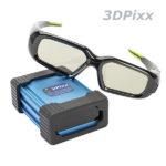 3DPixx LCD shutter glasses