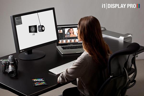 X-Rite i1 Display Pro Spectro