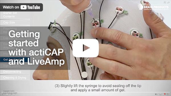 actiCAP-Slim and LiveAMP